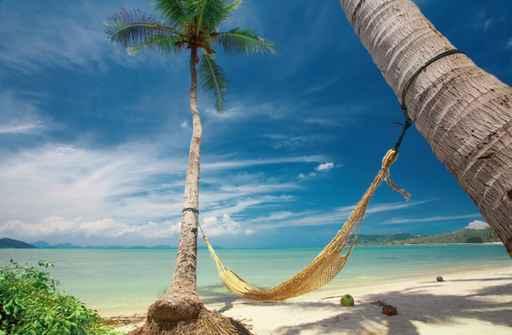 Cuadros playas hamaca - Hamacas de playa ...