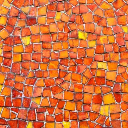 Cuadros texturas y patrones mosaico azulejos for Azulejo mosaico